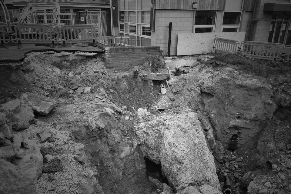 Brixham-Academy-Sinkhole